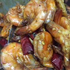 香辣明虾的做法[图]