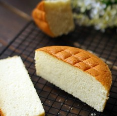 6寸海绵蛋糕