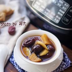 生姜苹果红枣汤#苏泊尔第二季晋级赛#