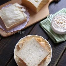 牛奶吐司(泡面法)