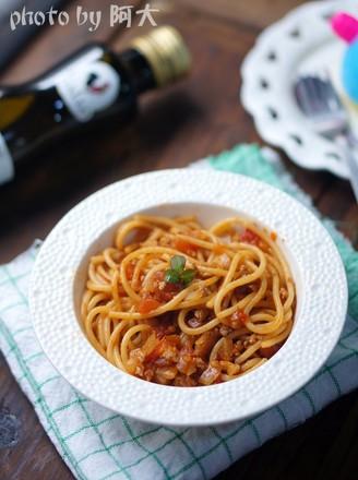 更年期高血压_番茄肉酱意粉的做法_番茄肉酱意粉怎么做_美食杰