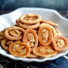香脆罗马盾牌饼干