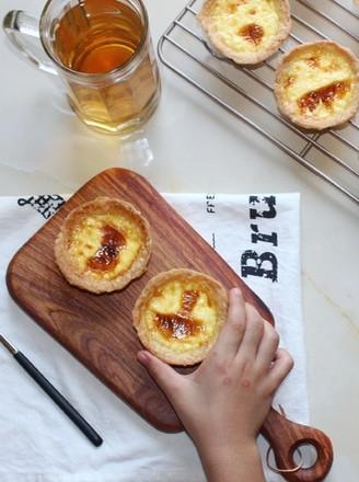 布丁蛋挞的做法