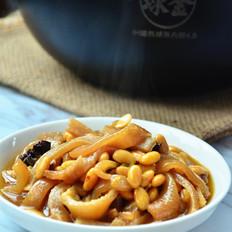 黄豆炖猪皮#苏泊尔第三季晋级赛#