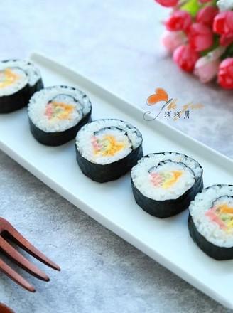 清新美味寿司的做法