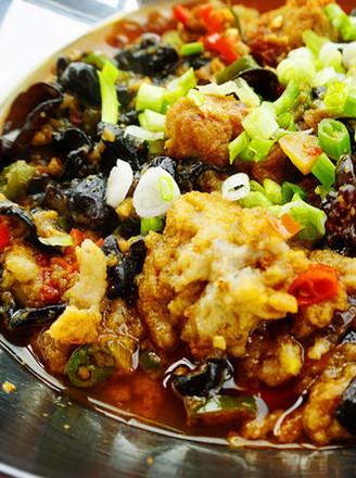 香锅藕丸的做法