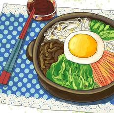 欧巴最爱的韩式石锅拌饭