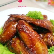 #感恩节#空气炸锅烤鸡翅