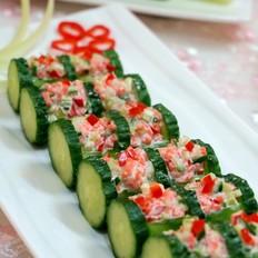 节节高——翠竹沙拉