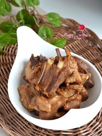 #九阳炒菜机#红烧羊排的做法