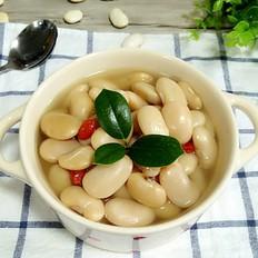 清炖白芸豆的做法[图]