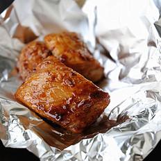 腐乳烤里脊肉