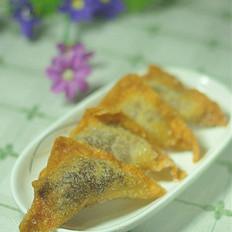 #湖南小吃#豆沙盒子
