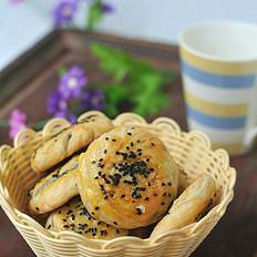 #湖南小吃#椰蓉老婆饼