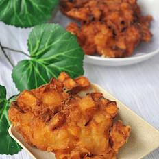 #湖南小吃#红薯粑粑