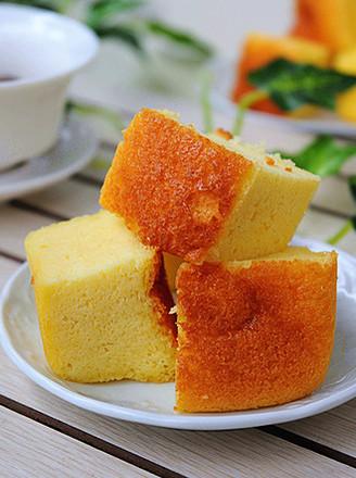 柠檬轻芝士蛋糕