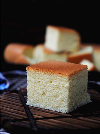 电饭锅版海绵蛋糕的做法