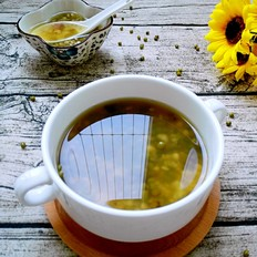 绿豆薏米祛湿甜汤