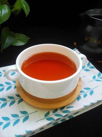 杏干糖水的做法