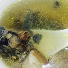 香菇炖乌骨鸡的做法[图]