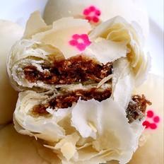 玫瑰花酥饼的做法[图]