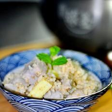 麦芽芋头红薯饭