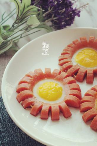 超简单の高颜值花式早餐的做法