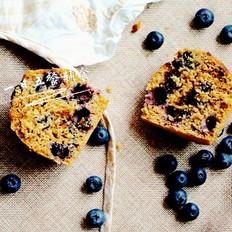 蓝莓麦芬蛋糕