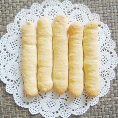 手指饼干 宝宝健康辅食,锻炼宝宝咀嚼能力