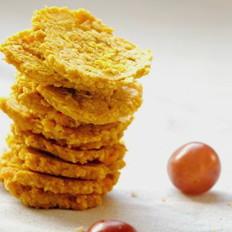 燕麦红薯软饼干 宝宝辅食,低脂健康的小饼干