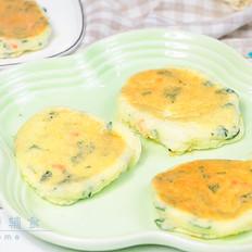 蔬菜软松饼