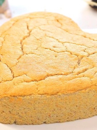 板栗糕 宝宝辅食,低筋面粉+ 玉米淀粉的做法