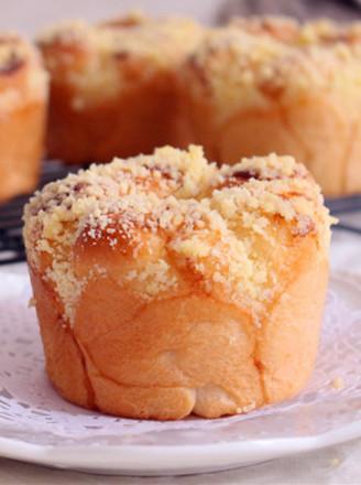 香酥花朵面包