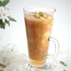 蜜桃梨汁的做法[图]