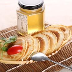 蜂蜜煎饼~做法简单,香甜可口!