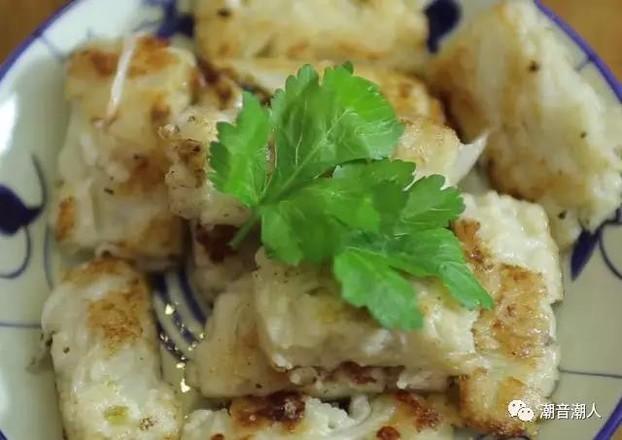 潮音潮人:潮汕菜头粿的做法