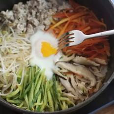 铸铁锅版石锅拌饭
