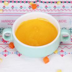 胡萝卜玉米奶露