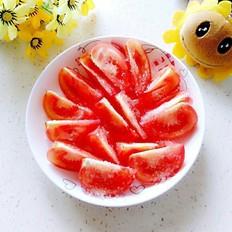 水晶西红柿