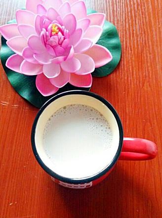 红枣花生燕麦豆浆的做法