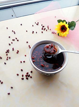 姜糖红豆汤的做法