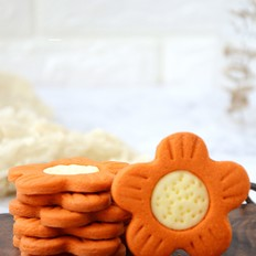 太阳花芝士饼干
