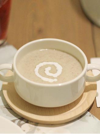 香浓奶油蘑菇汤
