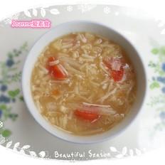 金针菇味噌汤