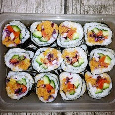 壽司的制作