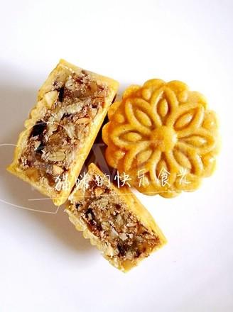 五仁月饼(50克/个)的做法