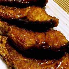 简易版老上海熏鱼