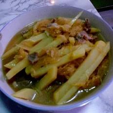 酸菜炖粉条土豆条