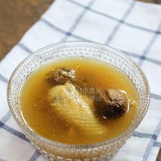 姬松茸清鸡汤