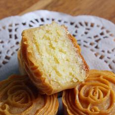 奶黄椰蓉月饼